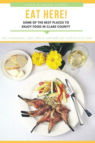 Dining - Clare County - Where the North Begins!
